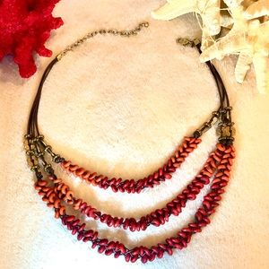 Chico's Tiered Necklace